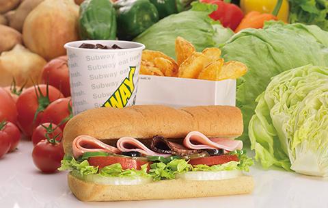 サンドイッチ B2F サブウェイ